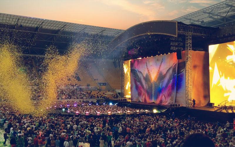 Stadion Dresden Eventlocation