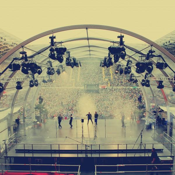 02.06.2011, Großkonzerte, Das große Wise-Guys-Konzert, Rudolf-Harbig-Stadion