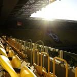 Tribüne_DDV-Stadion