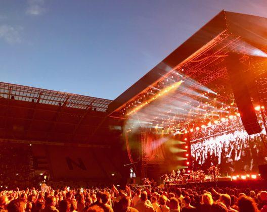 Robbie Williams im DDV-Stadion