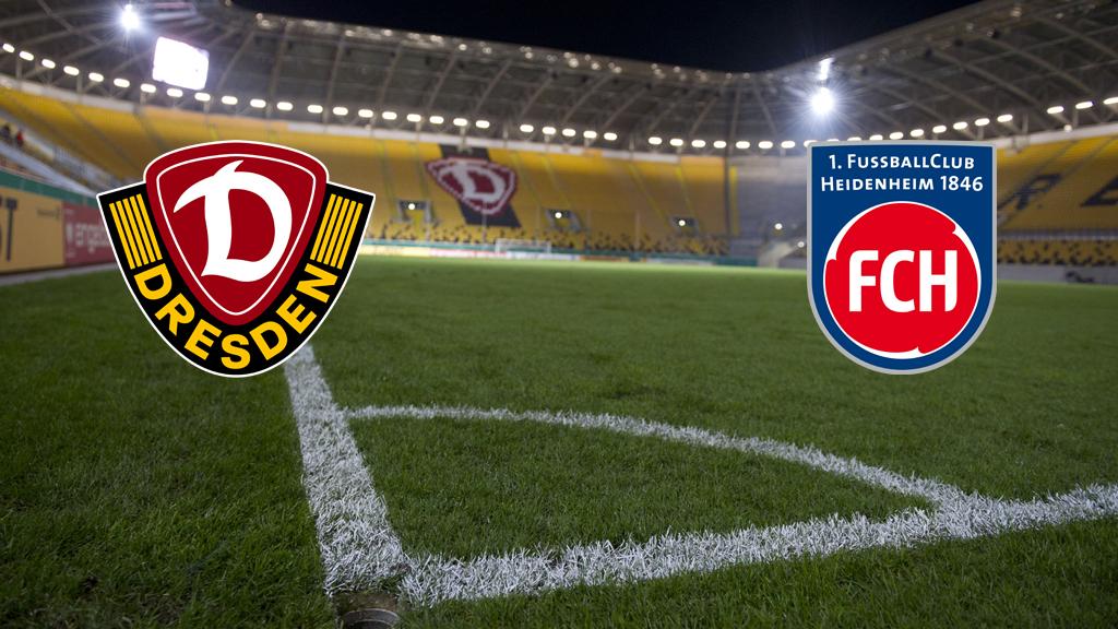 Heimspiel der SG Dynamo Dresden