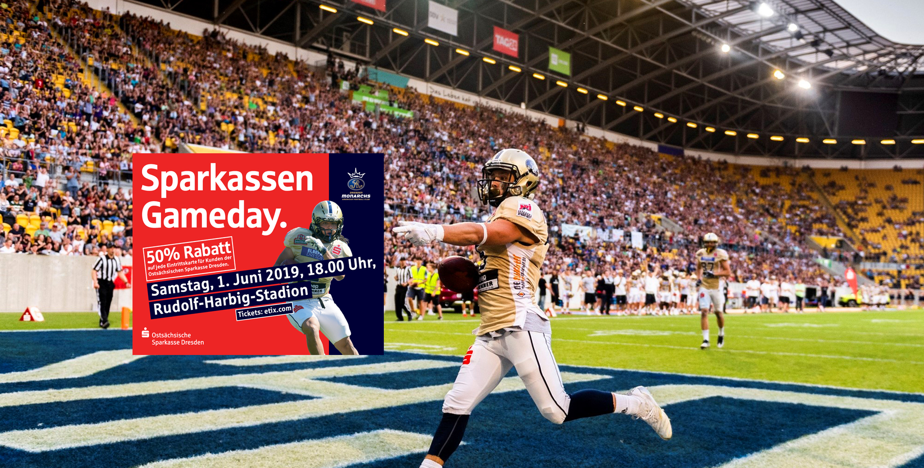 Sparkassen Gameday