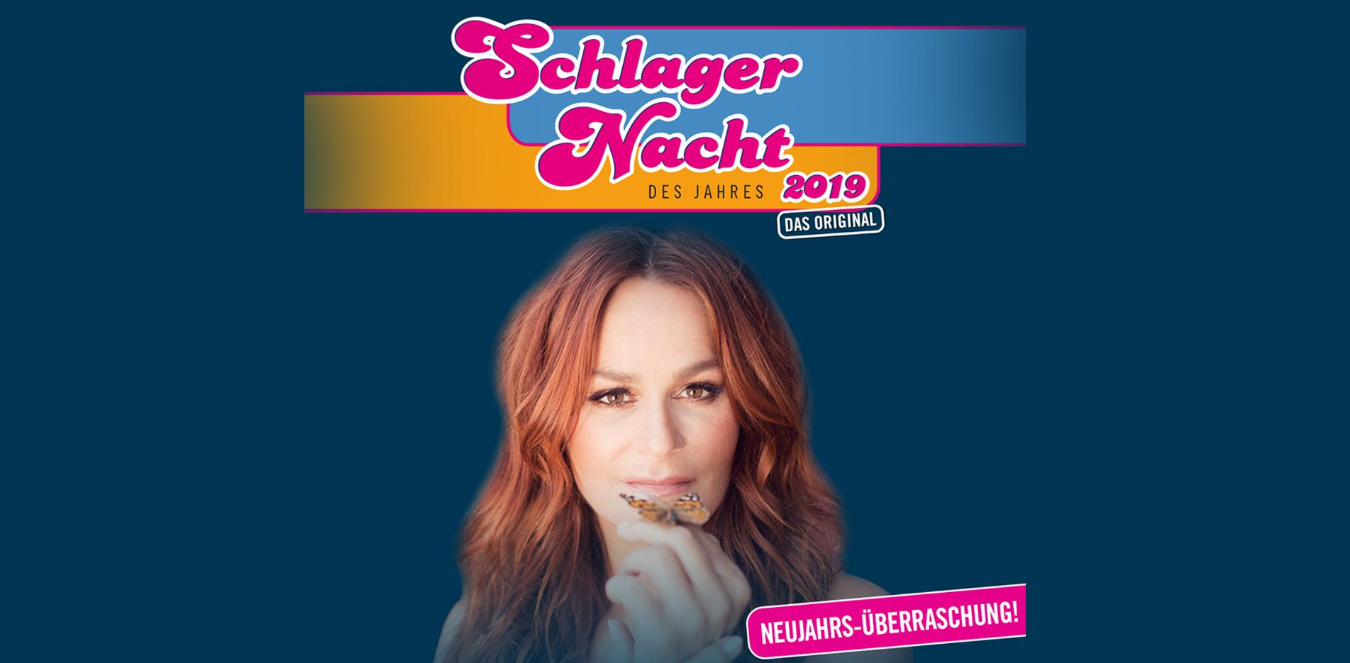 Special Guest: Schlagerkönigin Andrea Berg!