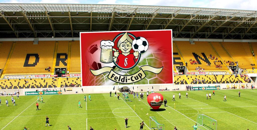Feldi-Cup! Das Feldschlössen Freizeit-Fußball-Turnier