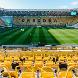 Stadioninnenansicht