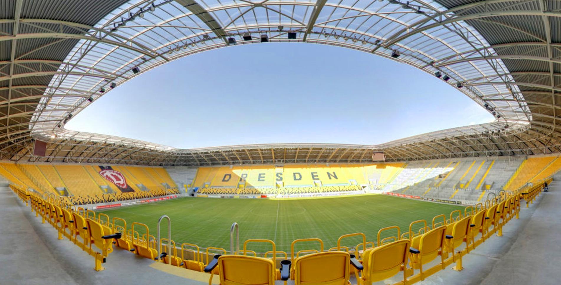 Öffentliche Stadionführung