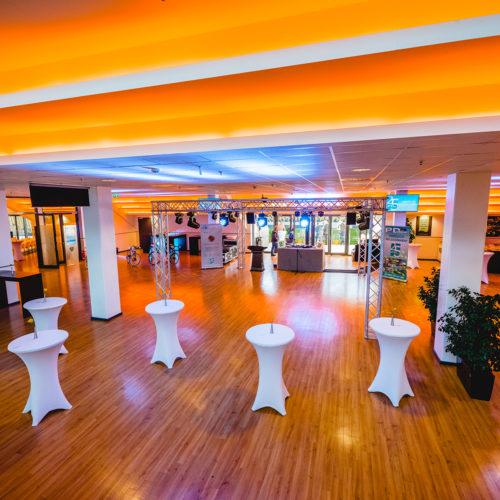 Businessclub 2, 1. VIP-Ebene