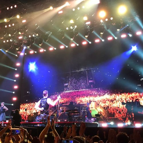 Robbie Williams im DDV-Stadion12